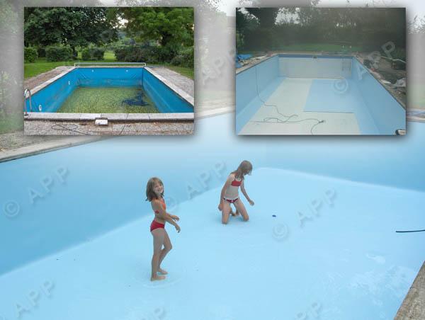 Rechthoekig buitenbad in de afmetingen 10 00 x 5 00 meter for Zwembad afmetingen