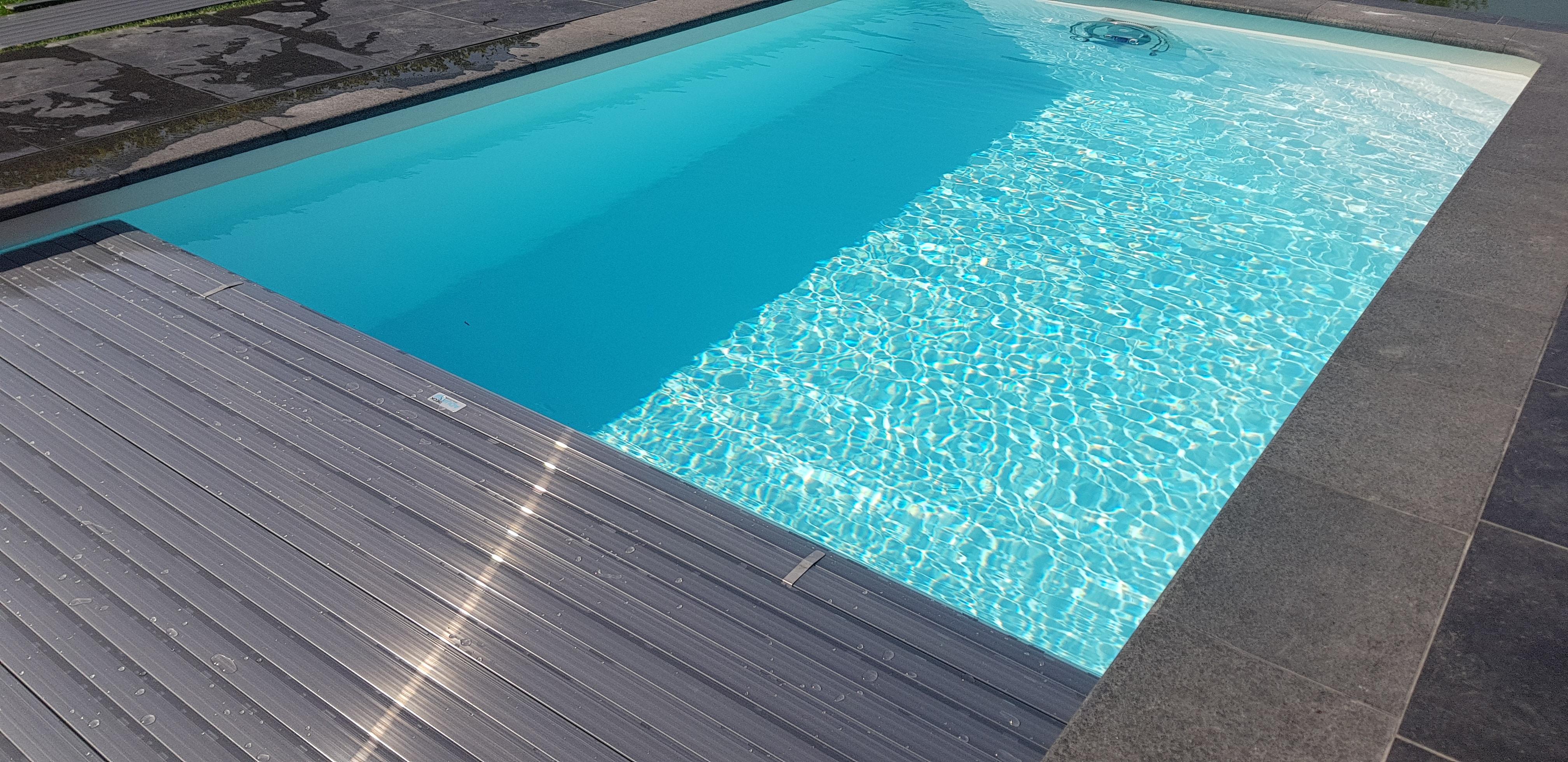 zwembad witte zwembadfolie 2