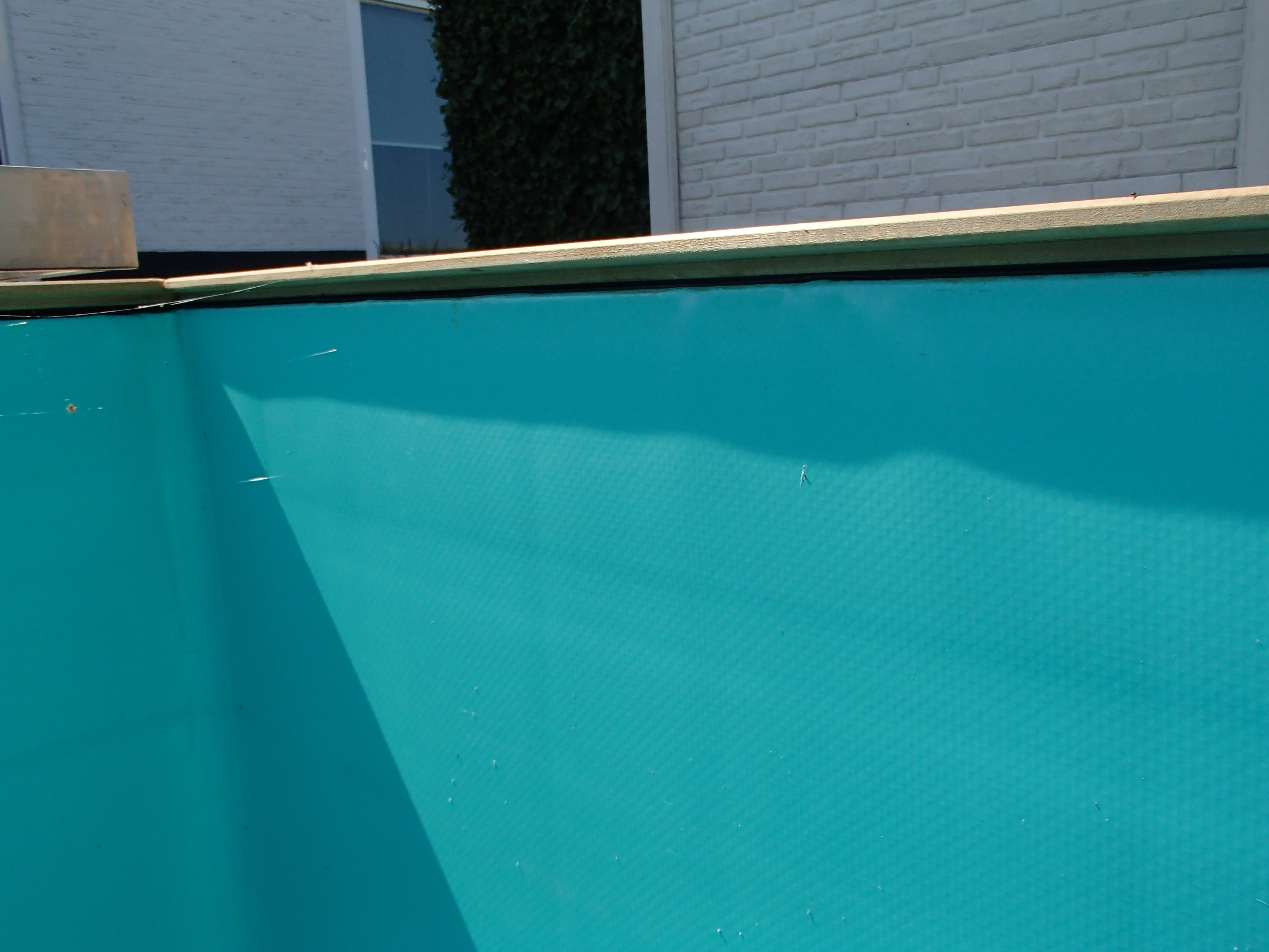 zwembadfolie Groen lassen 3