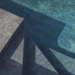Elegance folie in zwembad