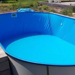 zwembadfolie kant en klaar
